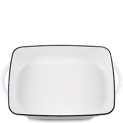 Brytfanna żeliwna emaliowana Chasseur Modern 3,3L biała 3201-11