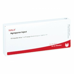 Agropyron Inject Amp.
