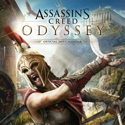 Assassins Creed Game - kalendarz 2019
