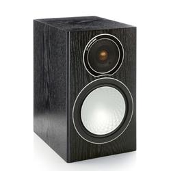 Monitor Audio Silver 1 Kolor: Czarny dąb