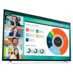 Monitor 4K UHD HP LD5512 do telekonferencji