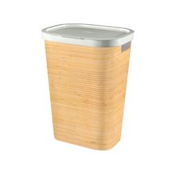 Kosz na bieliznę 60 l INFINITY Curver bambus