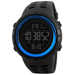 Zegarek SPORTOWY SKMEI 1251. WODOSZCZELNY blue - BLUE
