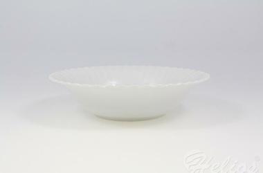 Salaterka okrągła 23 cm - C000 IWONA Biała