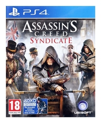 Gra PS4 Assassins Creed Syndicate PL