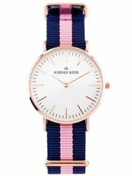 Damski zegarek JORDAN KERR - FW010W - koperta 36mm zj831e - antyalergiczny