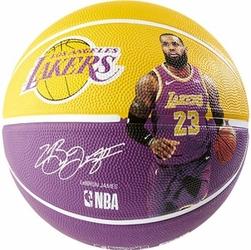 Piłka Spalding NBA Los Angeles Lakers Lebron James