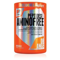 EXTRIFIT Aminofree Peptides - 400g - Orange