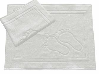 Dywanik Greno Feet 50X70 Biały - biały