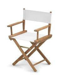 Krzesło Directors Chair materiał sztuczny