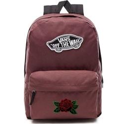 Plecak VANS Realm Backpack Custom Black Rose - VN0A3UI6ALI