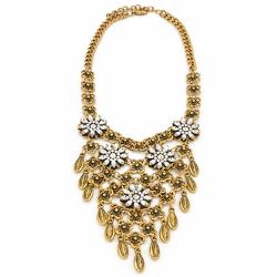 Kolia flower gold - GOLD