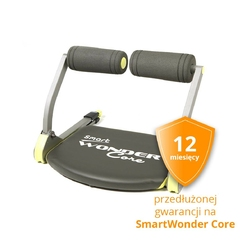 Gwarancja przedłużona o 12 miesięcy - WonderCore Smart
