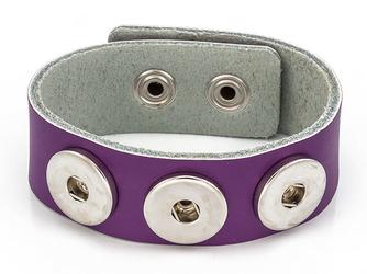 Bransoletka latch violet - VIOLET