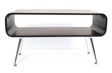 INTERIOR SPACE :: Stolik Modern Art 90cm czarny