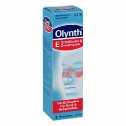 Olynth 0,1 f.Erwachsene Nasendos.spray