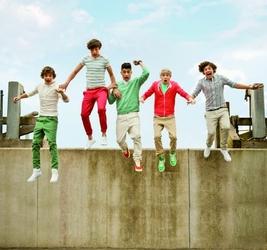 One Direction JD Jump - fototapeta