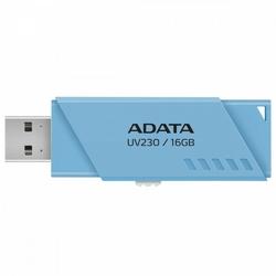 Adata Pendrive UV230 16GB USB2.0 NIEBIESKI