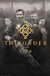 The Order 1886 Key Art - plakat