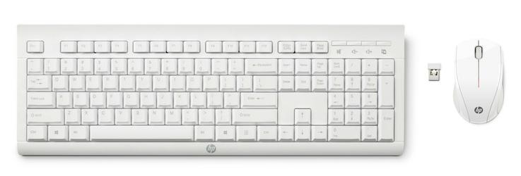 HP Mysz C2710 Combo Keyboard INTL