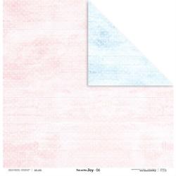 Uroczy papier Pink and Blue JOY 30,5x30,5 cm - 06 - 06