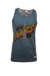 Koszulka Mitchell  Ness NBA Seattle Supersonics Team Logo Tanktop