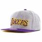 Czapka Mitchell  Ness NBA Los Angeles Lakers Snapback