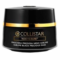 Collistar Sublime Black Precious Mask W maska do twarzy 50ml
