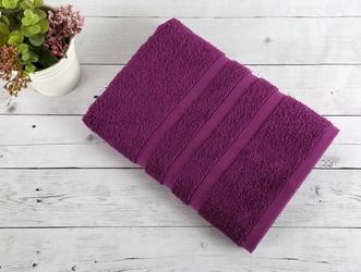 Ręcznik B2B Frotex ŚLIWKOWY - śliwkowy