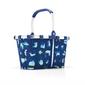Koszyk dziecięcy Carrybag XS niebieski Abc Friends Reisenthel