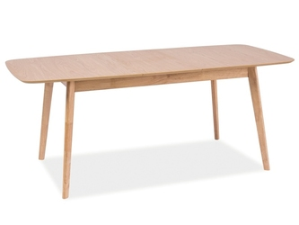Stół rozkładany Filio 150-190x90cm dąb
