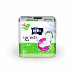 Bella Perfecta Green, podpaski higieniczne, 10 sztuk