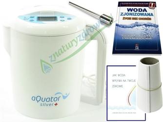 Jonizator wody AQUATOR SILVER plus 3l wcześniejsza wersja tego modelu
