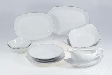 Serwis obiadowy bez wazy dla 12 os. 44 części - 3605 ROCOCO
