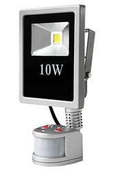Naświetlacz LED - ECOPRO - 10W - czujnik ruchu