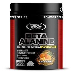 REAL PHARM Beta Alanine - 300g - Grapefruit