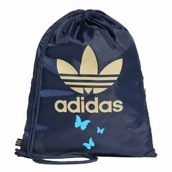 Worek Torba Adidas Originals Trefoil Gym sack Custom Butterfly Blue - DV2389