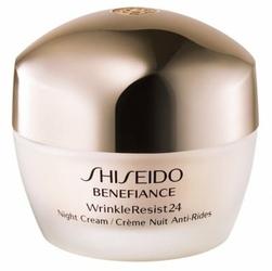 Shiseido Benefiance Wrinkle Resist 24 Night Cream W krem do twarzy na noc 50ml