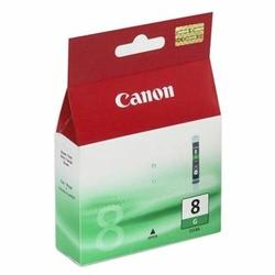 Tusz Oryginalny Canon CLI-8 G 0627B001 Zielony - DARMOWA DOSTAWA w 24h