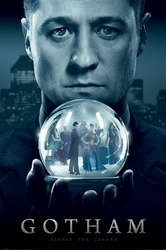 Gotham James Gordon - plakat