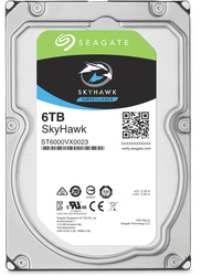 DYSK SEAGATE SkyHawk ST6000VX0023 6TB - Szybka dostawa lub możliwość odbioru w 39 miastach
