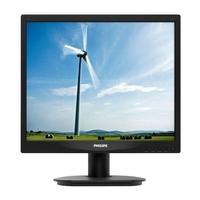 Technologia dotyku 17 Monitor dotykowy Philips 17s4lsb resi 5w
