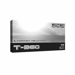 Scitec T-360 108Kaps - Honey Vanilla