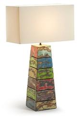Lampa stołowa LIBRAS kość słoniowa