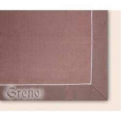 OBRUS GRENO SATINET 140X220 C.BRĄZ