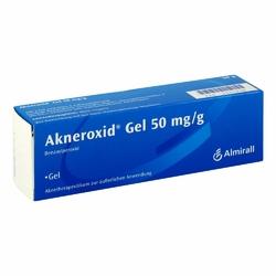 Akneroxid 5 żel na trądzik