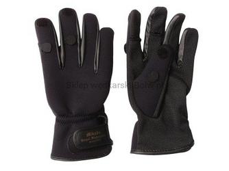 Rękawiczki neoprenowe Mikado rozm. XL ze ściągaczem
