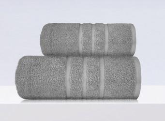 Ręcznik B2B Frotex stalowy - stalowy