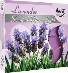 Bispol Maxi, Lavender, podgrzewacze zapachowe, 4 sztuki