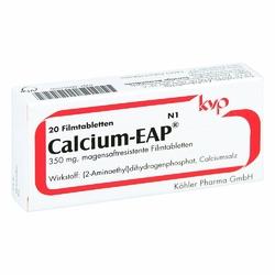 Calcium Eap Tabl. magensaftr.